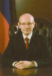 Президент Республики Башкортостан Р.З. Хамитов